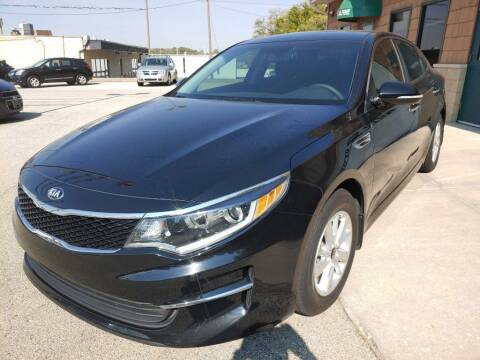 2016 Kia Optima for sale at Auto Solutions of Rockford in Rockford IL