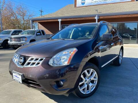 2012 Nissan Rogue for sale at Global Automotive Imports of Denver in Denver CO