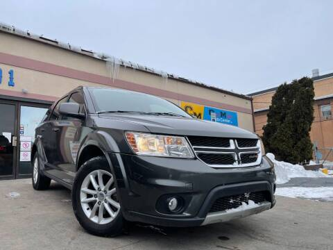 2015 Dodge Journey for sale at Car Mart Auto Center II, LLC in Allentown PA