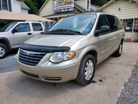 2005 Chrysler Town and Country for sale at Auto Town Used Cars in Morgantown WV