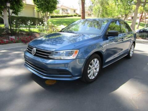 2015 Volkswagen Jetta for sale at E MOTORCARS in Fullerton CA