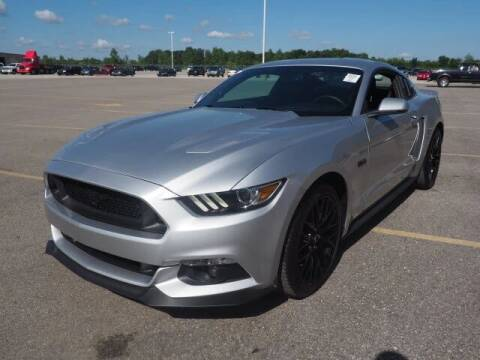 2015 Ford Mustang for sale at Auto Sales & Service Wholesale in Indianapolis IN