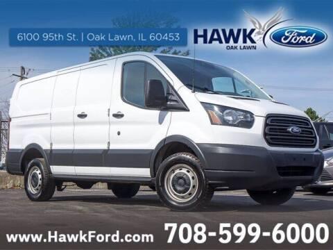 2016 Ford Transit Cargo for sale at Hawk Ford of Oak Lawn in Oak Lawn IL