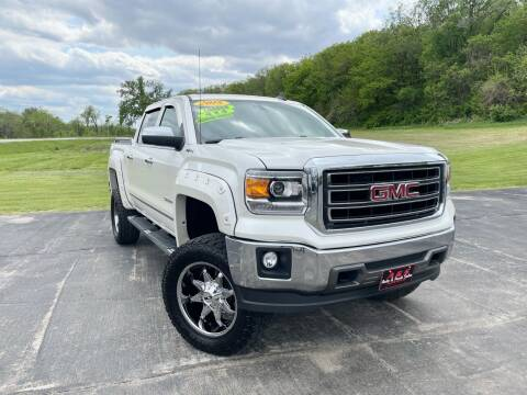 2015 GMC Sierra 1500 for sale at A & S Auto and Truck Sales in Platte City MO