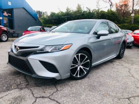 2019 Toyota Camry for sale at Capital Motors in Raleigh NC