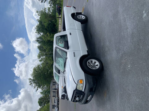 2007 Ford Ranger for sale at Thoroughbred Motors LLC in Florence SC