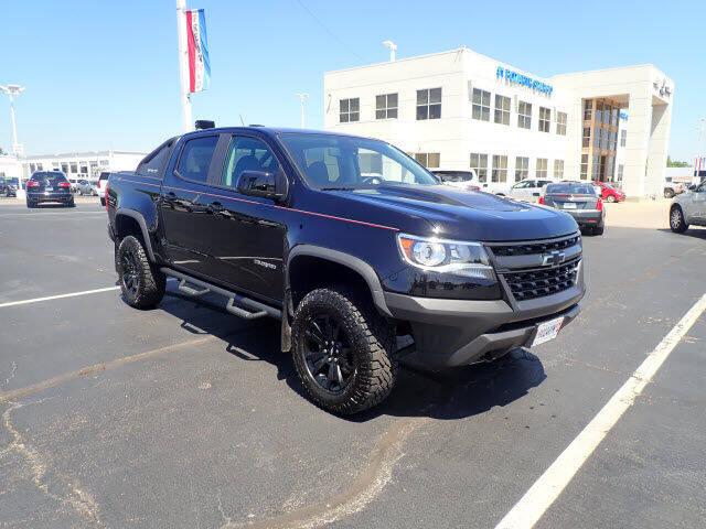 2020 Chevrolet Colorado for sale in Topeka, KS