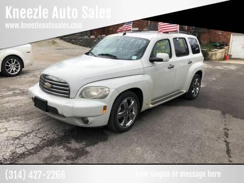 2007 Chevrolet HHR for sale at Kneezle Auto Sales in Saint Louis MO