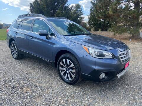2015 Subaru Outback for sale at Clarkston Auto Sales in Clarkston WA