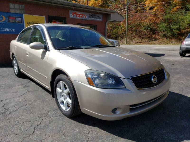 2006 Nissan Altima for sale at Doctor Auto in Cecil PA