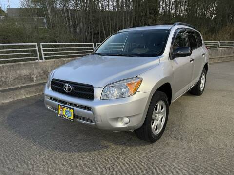 2006 Toyota RAV4 for sale at Zipstar Auto Sales in Lynnwood WA