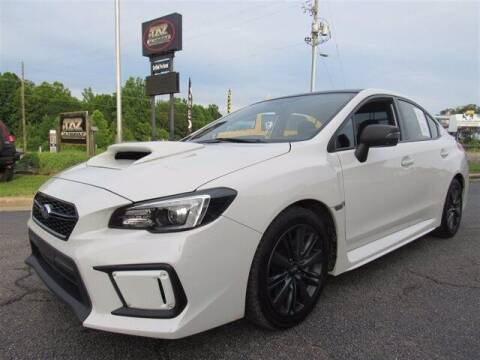 2018 Subaru WRX for sale at J T Auto Group in Sanford NC