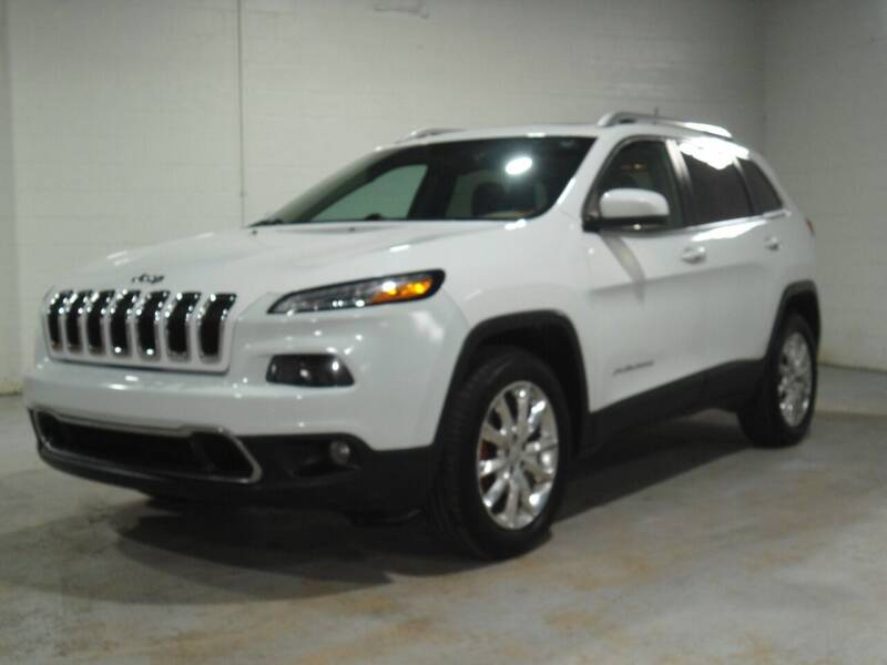 2016 Jeep Cherokee for sale at Ohio Motor Cars in Parma OH