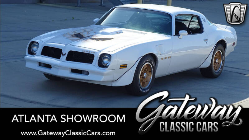 1976 Pontiac Trans Am for sale in Alpharetta, GA