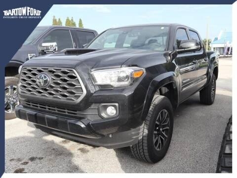 2021 Toyota Tacoma for sale at BARTOW FORD CO. in Bartow FL