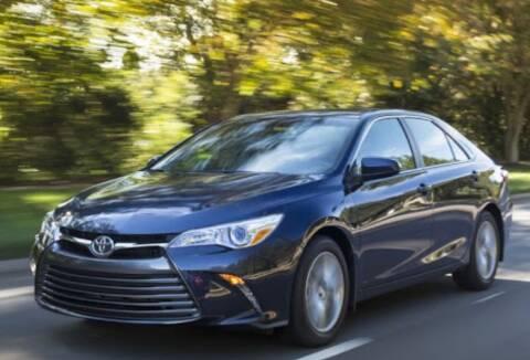 2016 Toyota Camry for sale at Diamond Automobile Exchange in Woodbridge VA