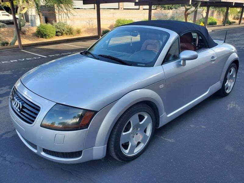 2001 Audi TT for sale at Autodealz in Tempe AZ