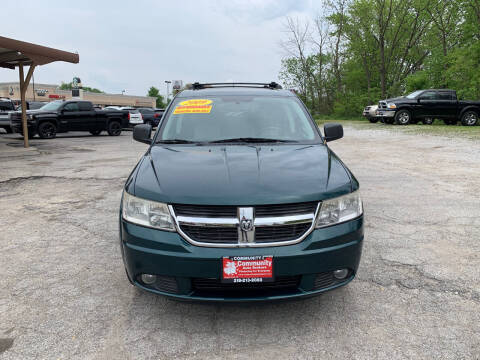 2009 Dodge Journey for sale at Community Auto Brokers in Crown Point IN