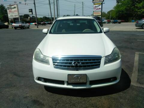 2006 Infiniti M35 for sale at AUTOPLEX 528 LLC in Huntsville AL