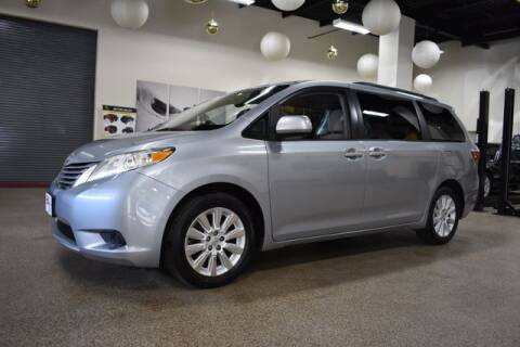 2015 Toyota Sienna for sale at DONE DEAL MOTORS in Canton MA