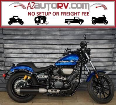 2018 Yamaha Bolt R-Spec for sale at AZMotomania.com in Mesa AZ
