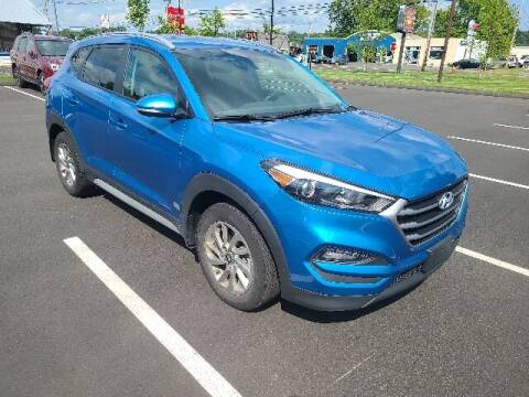 2018 Hyundai Tucson for sale at BETTER BUYS AUTO INC in East Windsor CT