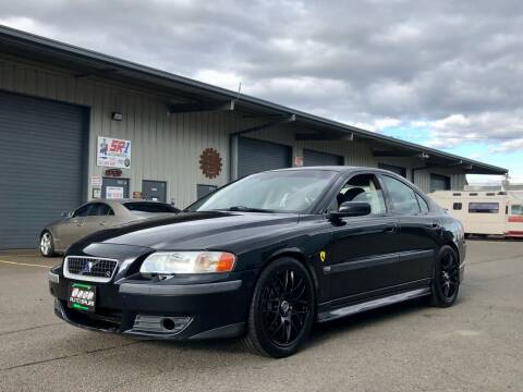 2004 Volvo S60 R for sale at DASH AUTO SALES LLC in Salem OR