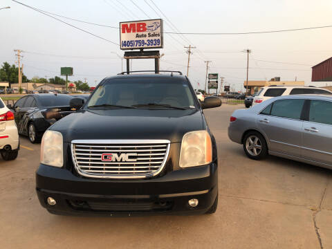 2009 GMC Yukon for sale at MB Auto Sales in Oklahoma City OK