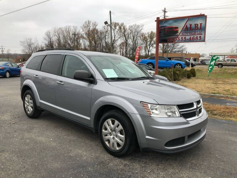 2016 Dodge Journey for sale at Albi Auto Sales LLC in Louisville KY