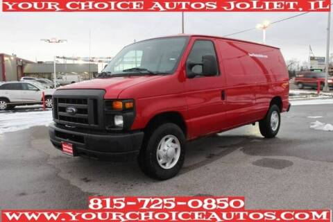 2009 Ford E-Series Cargo for sale at Your Choice Autos - Joliet in Joliet IL