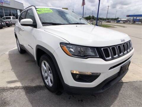 2018 Jeep Compass for sale at Show Me Auto Mall in Harrisonville MO