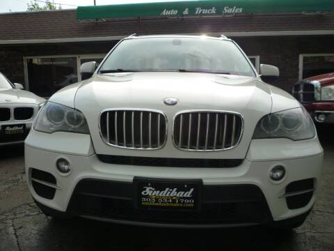 2013 BMW X5 for sale at Sindibad Auto Sale, LLC in Englewood CO