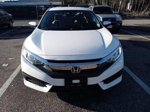 2017 Honda Civic for sale at NYC Motorcars in Freeport NY