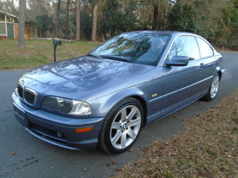 2002 BMW 3 Series for sale at City Imports Inc in Matthews NC
