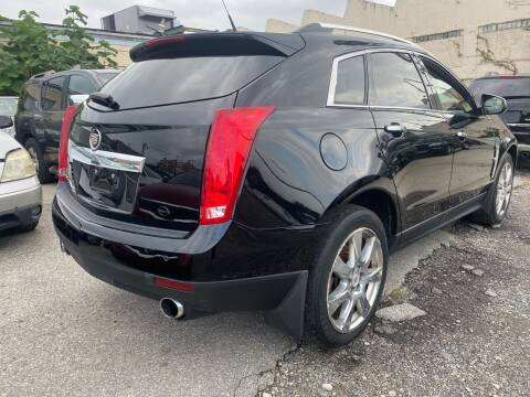 2010 Cadillac SRX for sale at Philadelphia Public Auto Auction in Philadelphia PA