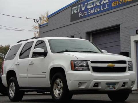 2012 Chevrolet Tahoe for sale at Rivera Auto Sales LLC in Saint Paul MN