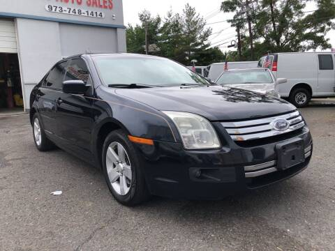 2009 Ford Fusion for sale at 103 Auto Sales in Bloomfield NJ