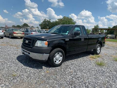 2007 Ford F-150 for sale at Bayou Motors Inc in Houma LA
