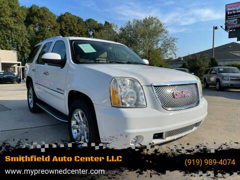2007 GMC Yukon for sale at Smithfield Auto Center LLC in Smithfield NC
