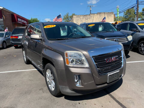 2011 GMC Terrain for sale at United Auto Sales of Newark in Newark NJ