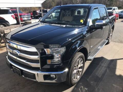2016 Ford F-150 for sale at BILLY HOWELL FORD LINCOLN in Cumming GA