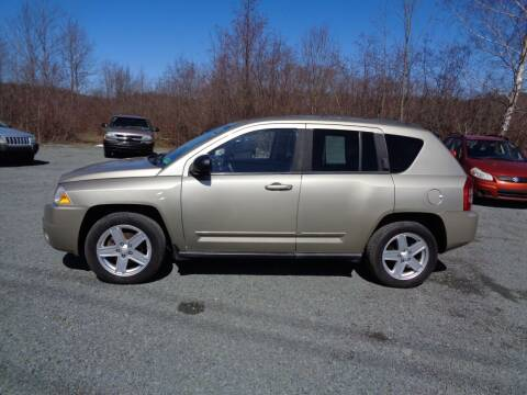 2010 Jeep Compass for sale at On The Road Again Auto Sales in Lake Ariel PA