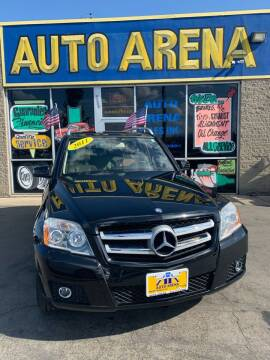 2011 Mercedes-Benz GLK for sale at Auto Arena in Fairfield OH