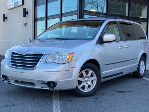 2010 Chrysler Town and Country for sale at MAGIC AUTO SALES in Little Ferry NJ