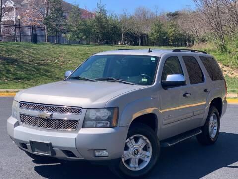 2008 Chevrolet Tahoe for sale at Diamond Automobile Exchange in Woodbridge VA