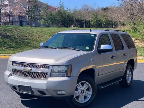 2008 Chevrolet Tahoe for sale at Diamond Automobile Exchange in Woodbridge VA