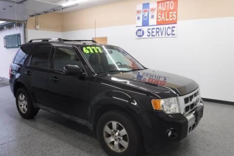 2010 Ford Escape for sale at 777 Auto Sales and Service in Tacoma WA