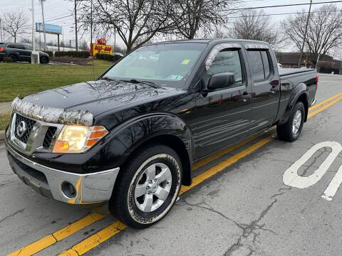 2009 Nissan Frontier for sale at Via Roma Auto Sales in Columbus OH