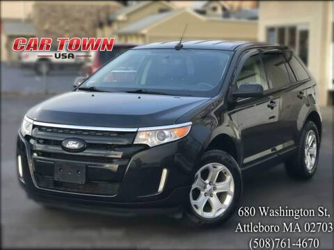 2014 Ford Edge for sale at Car Town USA in Attleboro MA