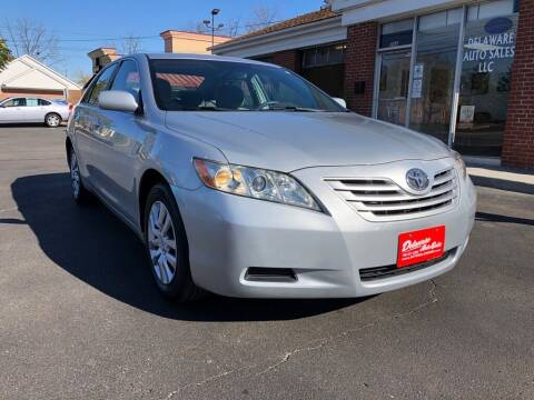 2007 Toyota Camry for sale at Delaware Auto Sales in Delaware OH